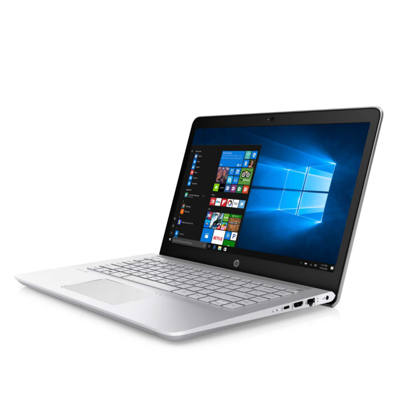 Laptop HP Pavilion 14-bf115TU 3MS11PA (Silver)