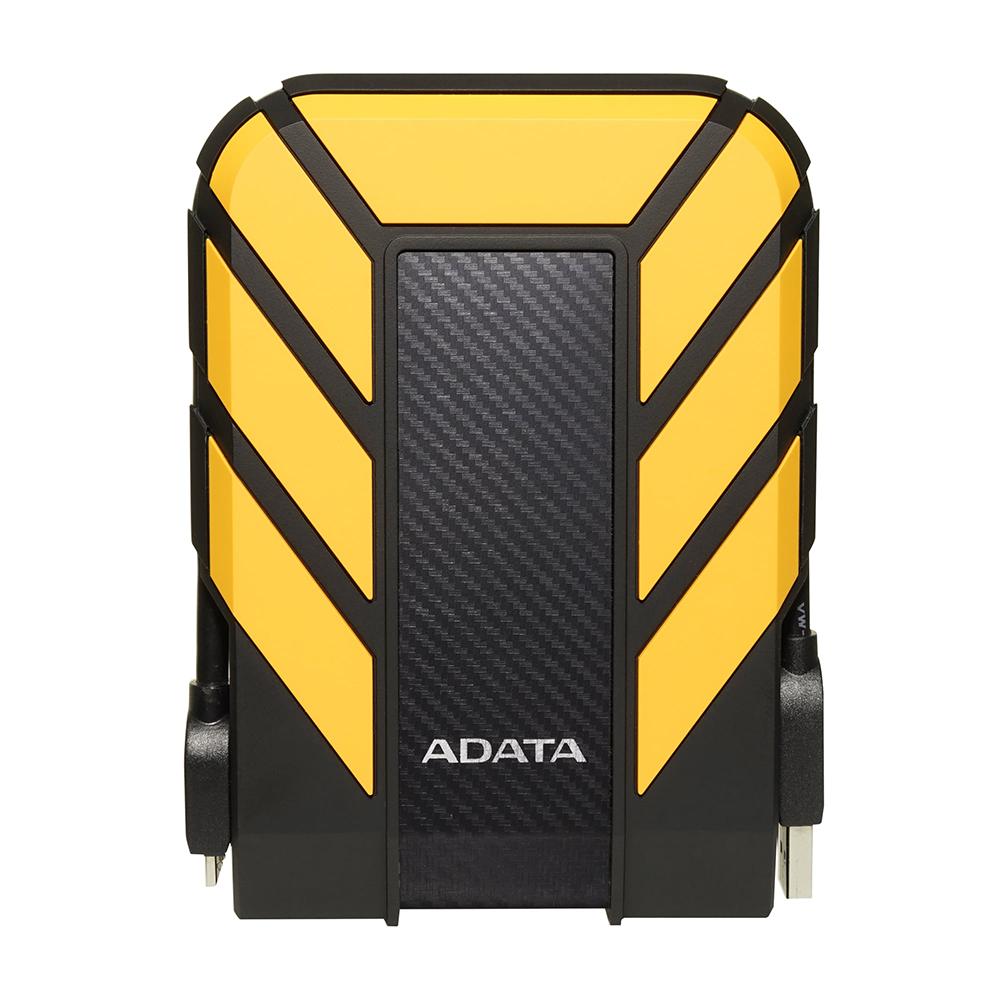 Ổ cứng di động Adata HD710P 1Tb USB3.0 - Vàng