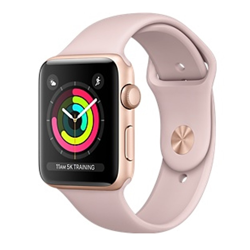 Đồng hồ Apple Watch Serie3 38mm-Gold