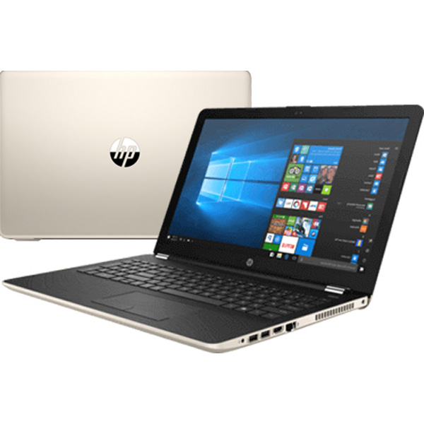 Laptop HP 15-bs768TX 3VM55PA (Gold)