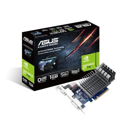 VGA Asus N710-1-SL (NVIDIA Geforce/ 1Gb/ DDR3/ 64Bit)