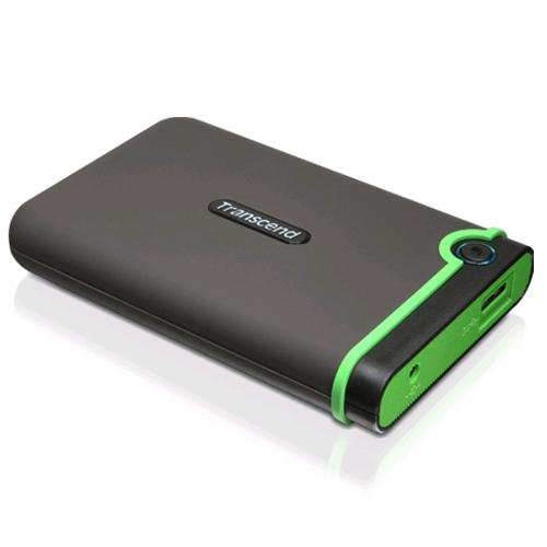 Ổ cứng di động Transcend Slim M3G 1Tb USB3.0