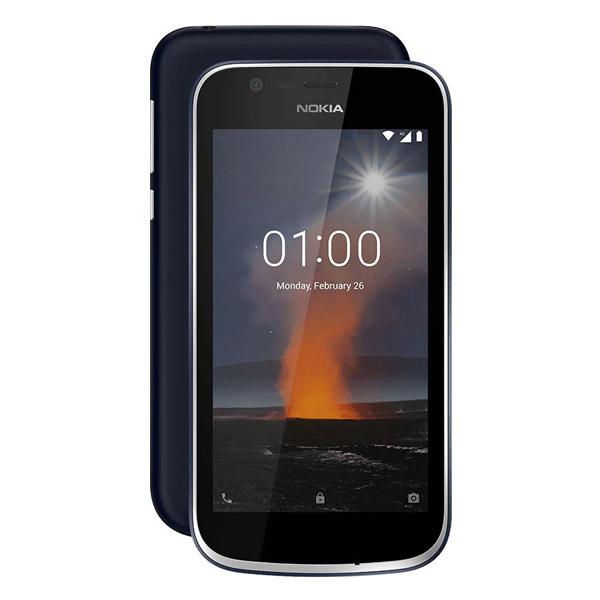 Nokia 1  (Dark Blue)- 4.5Inch/ 8Gb/ 2 sim