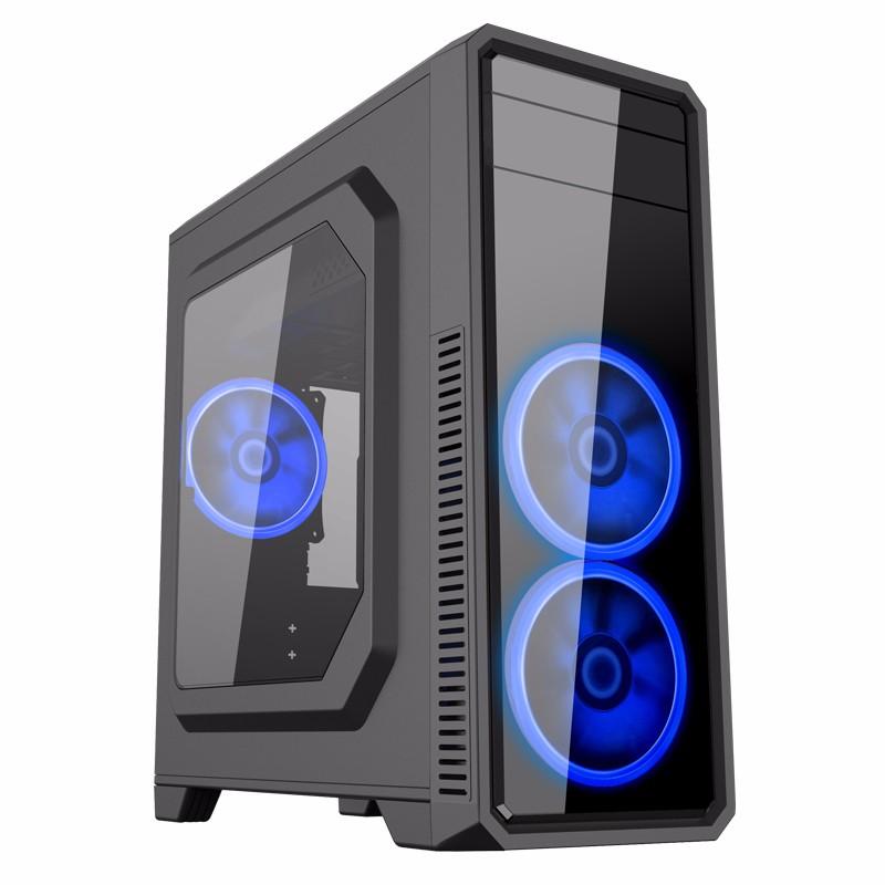 Vỏ máy tính GAMEMAX G561 - Đen (ATX, MicroATX, Mini-ITX C20)