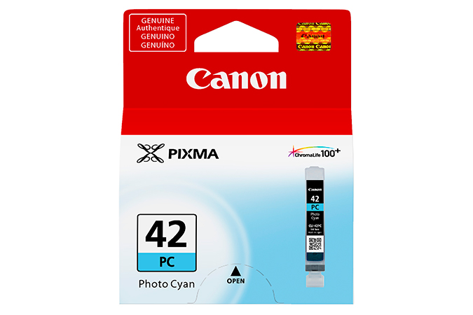 Mực hộp may in phun Canon CLI-42C (dùng cho máy in Canon PIXMA PRO-100)