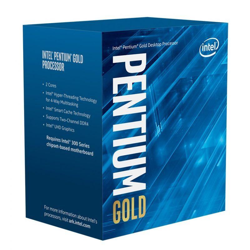 CPU Intel Pentium G5400 (3.70Ghz/ 4Mb cache) Coffeelake
