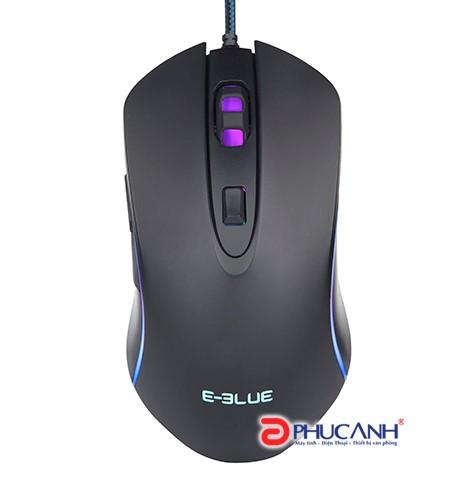 Chuột Eblue EMS667 RGB (USB)