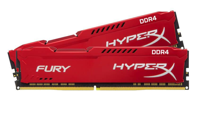 RAM Kingston 16Gb (2x8Gb) DDR4 2666 Non-ECC HX426C16FR2K2/16