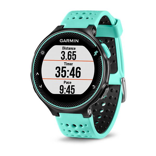 Đồng hồ Smartwatch Garmin Forerunner 235 Frost Blue/Black