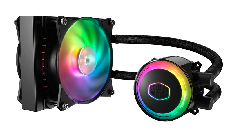Tản nhiệt nước AIO Cooler Master MasterLiquid ML120R RGB