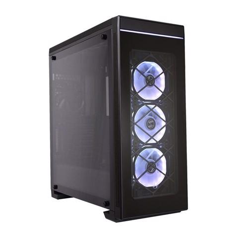 Vỏ máy tính LIAN-LI Alpha 550X-Đen (E-ATX (up to 279 mm width), ATX, Micro-ATX, Mini-ITX)
