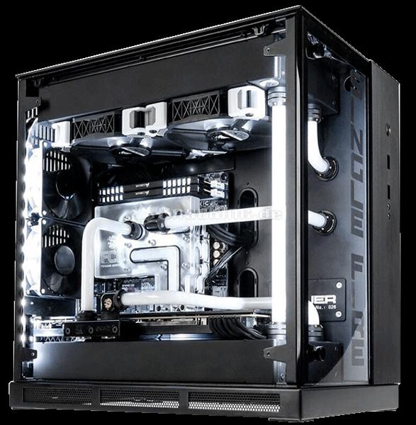 Vỏ máy tính LIAN-LI PC-Q37X - ĐEN  (Mini-ITX)
