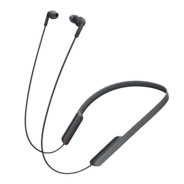 Tai nghe không dây nhét tai Sony WI-C300/B (Đen)