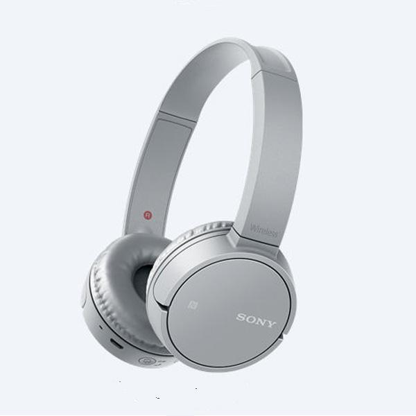 Tai nghe không dây choàng đầu Sony WH-CH500/H (Xám)