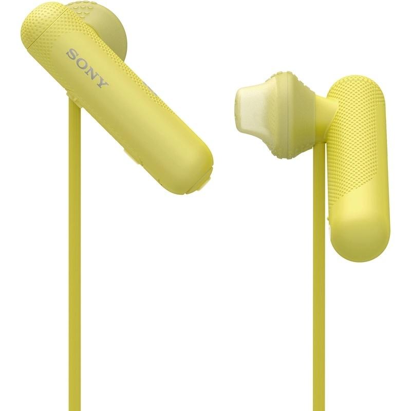 Tai nghe không dây nhét tai Sony WI-SP500/Y (Vàng)