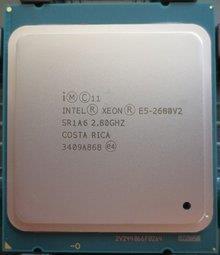 CPU Intel Xeon E5 2680 V2 2.80Ghz-25Mb (Tray) (Up to 3.60Ghz/ 25Mb cache) Ivy Bridge
