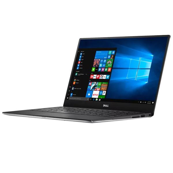 Laptop Dell XPS 13 9360-7326SLV-NK (Silver)- Mỏng, gọn, tinh tế và sang trọng, vỏ nhôm nguyên khối