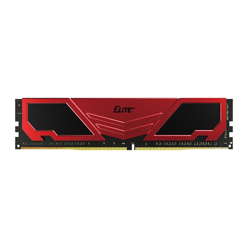 RAM Team Elite DDR4 4Gb 2400 (Tản đỏ/vàng)
