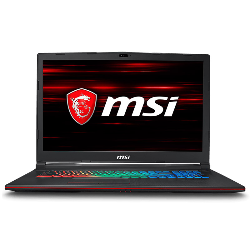 Laptop MSI GP73 Leopard 8RD 073VN (Black)- Coffeelake