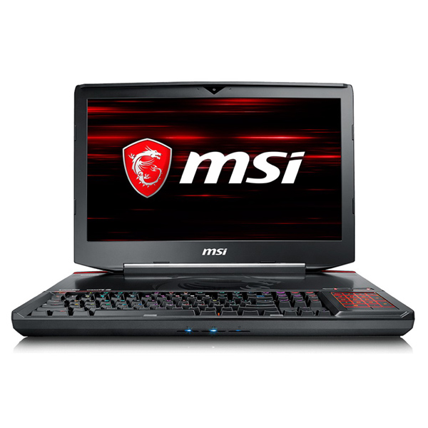 Laptop MSI GT75 Titan 8RF 231VN (Black)
