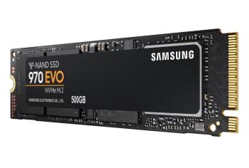 Ổ SSD Samsung 970 Evo 500Gb PCIe 3.0x4, NVMe  M2.2280 (đọc: 3400MB/s /ghi: 2300MB/s)