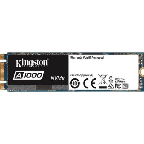 Ổ SSD SSD Kingston SA1000M8 960Gb PCIe NVMe Gen3 M2.2280 (đọc: 1500MB/s /ghi: 1000MB/s)