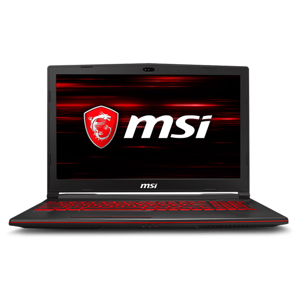 Laptop MSI GL63 8RC 266VN (Black)