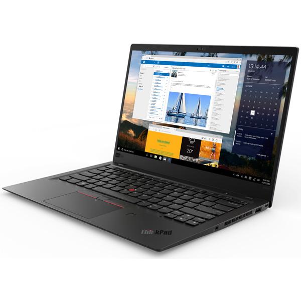 Laptop Lenovo Thinkpad X1 Carbon 6-20KHS01900 (Black)- Màn hình WQHD IPS,cao cấp siêu mỏng nhẹ