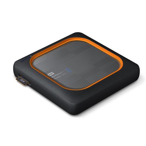 Ổ cứng di động SSD Western My Passport Wireless 500Gb