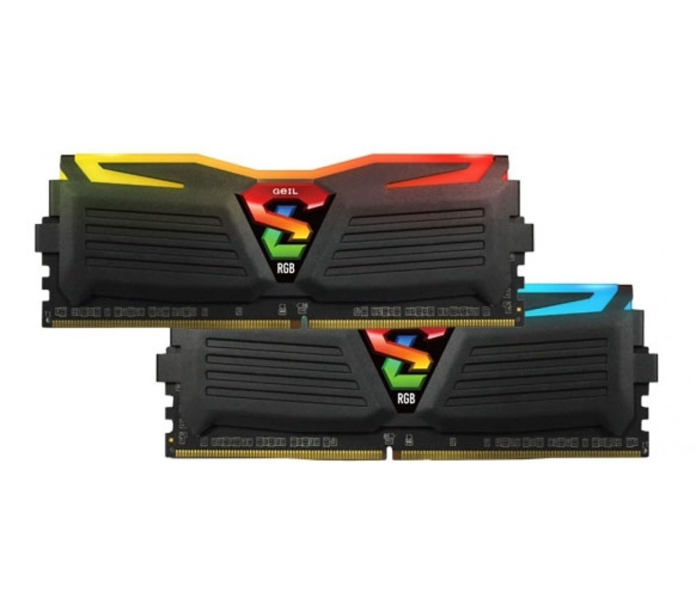 RAM Geil SUPER LUCE RGB DDR4 (2x8Gb)16Gb 3000 (GLS416GB3000C16ADC)