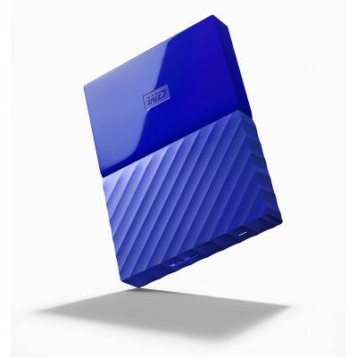 Ổ cứng di động Western Digital My Passport 2Tb USB3.0 - Xanh