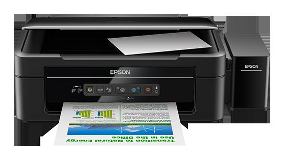 Máy in phun màu Epson L405 (Print/ Copy/ Scan/WIFI)