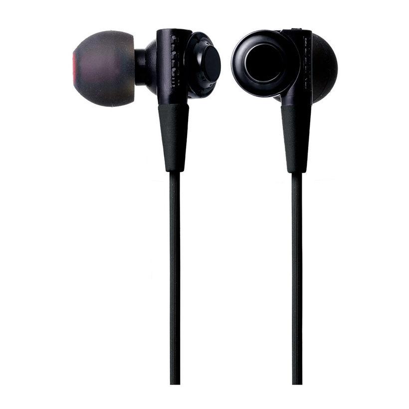 Tai nghe Elecom nhét tai có mic EHP-CB100ABK (Đen)