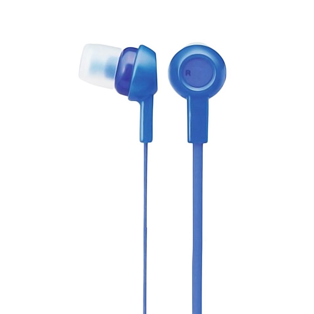 Tai nghe Elecom nhét tai có mic EHP-CS3520MBU (Xanh)
