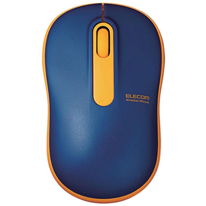 Chuột không dây Elecom M-DY11DRNV (xanh)