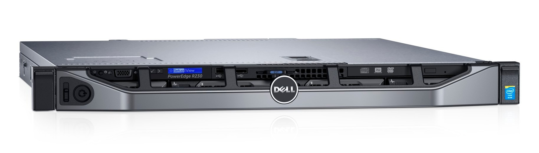 Máy chủ Dell PowerEdge R230 E3-1230 v6