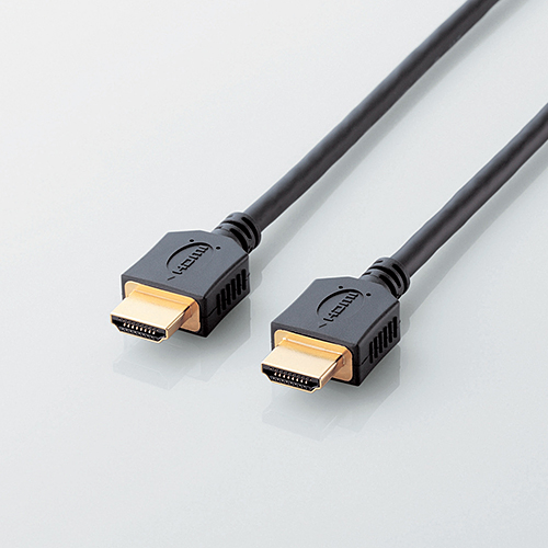 Cáp HDMI Elecom GM-DHHD14ER10BK 1m (Màu đen)