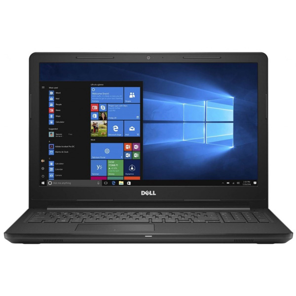 Laptop Dell Inspiron 3576-70157552 (Black)