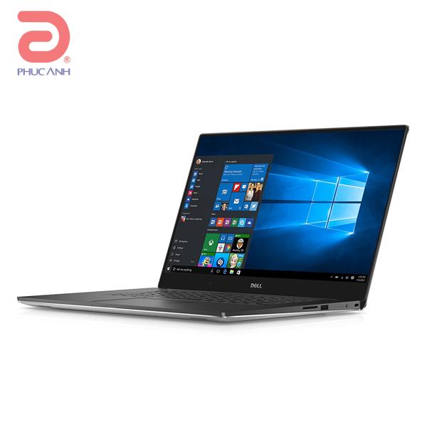 Laptop Dell XPS 15-9570-70158746 (Silver)- Màn hình cảm ứng, màn hình full HD