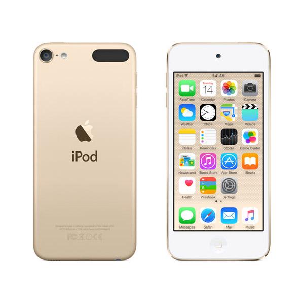 Máy nghe nhạc MP4 Apple Ipod Touch Gen 6 - Gold