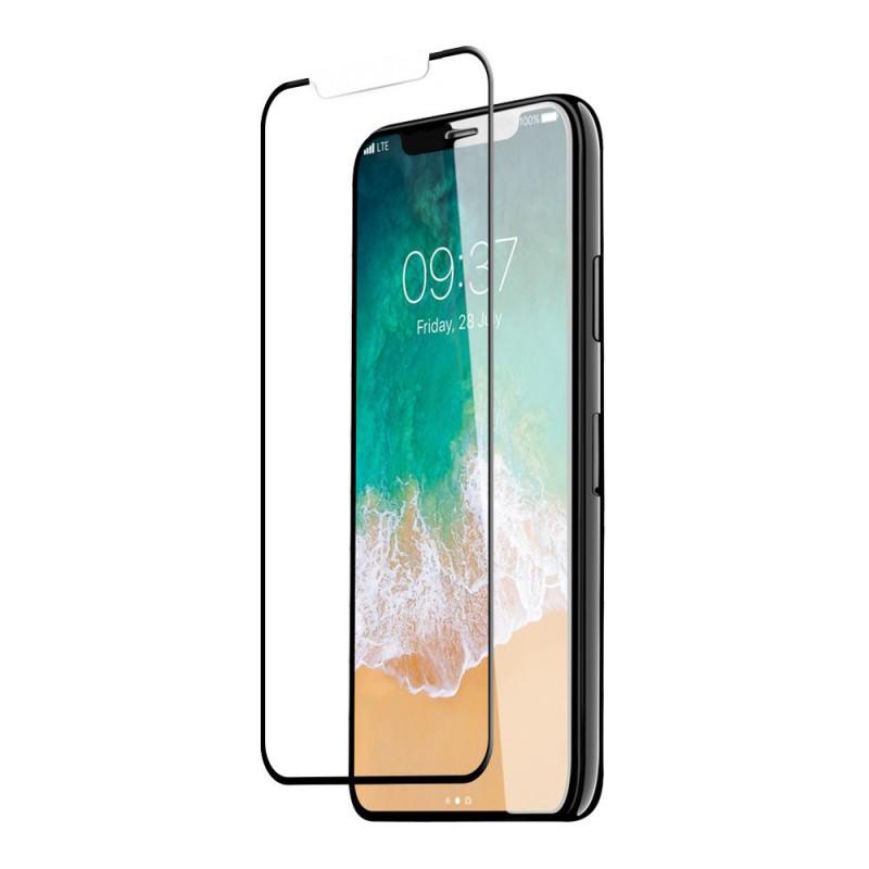 Miếng dán màn hình MTB  iPhone X JCPAL-JCP3693 (Viền đen)