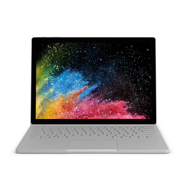 "Microsoft Surface Book 2  15"" i7/16G/512Gb (Silver)- 512Gb SSD/ 15.0Inch/ Wifi + Bluetooth"