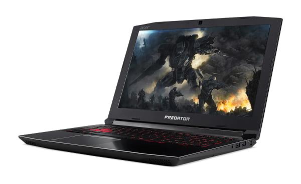 Laptop Acer Gaming Predator G3-572-79S6 NH.Q2BSV.002 (Black)- Gaming/Giải trí/CPU Mới nhất Kabylake