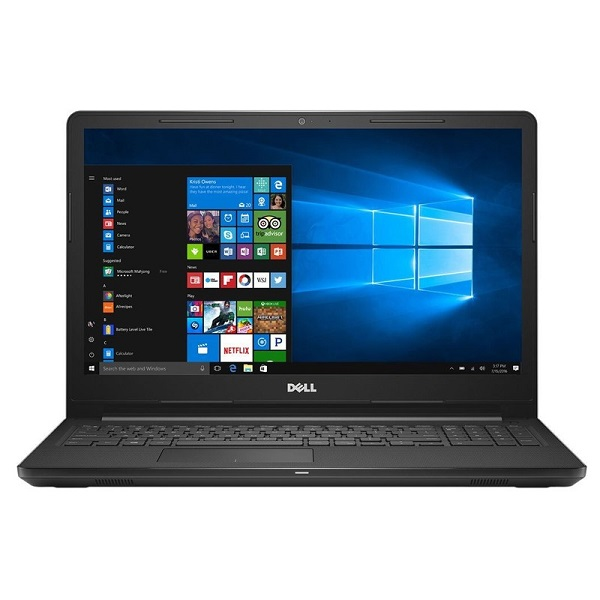 Laptop Dell Inspiron N3576E-P63F002 (Black)