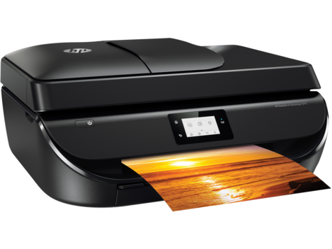 Máy in phun màu HP DeskJet Ink Advantage 5275 All-in-One (M2U76B) ((Print, copy, scan, fax, photo, wifi)