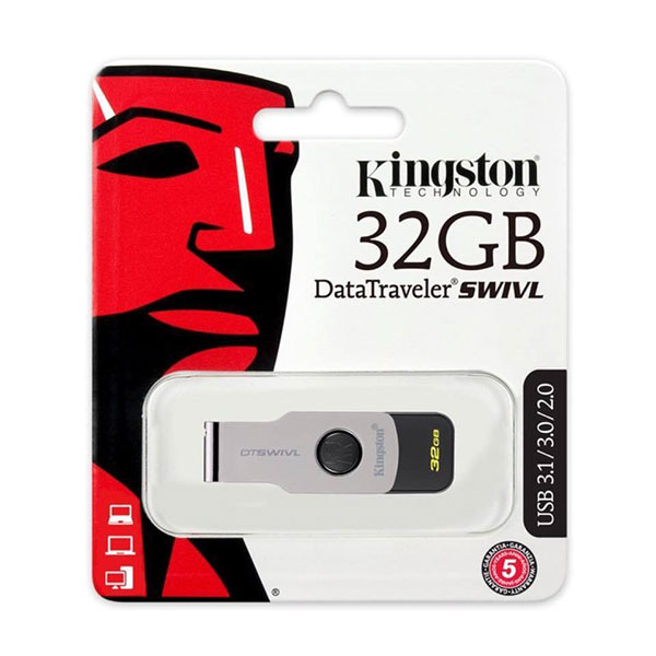 USB Kingston DT SWIVL 32Gb USB3.0