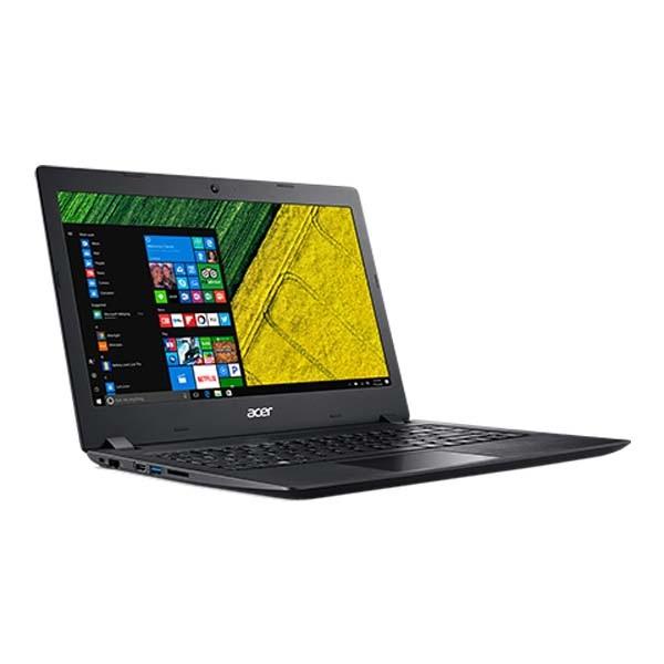 Laptop Acer Aspire A315-51-325E NX.GNPSV.037 (Black)- Thiết kế đẹp, mỏng nhẹ hơn