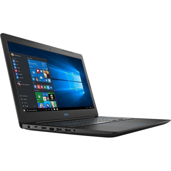 Laptop Dell Gaming G3 Inspiron Loki 3579-70159095 (Black)- Màn hình FullHD, IPS