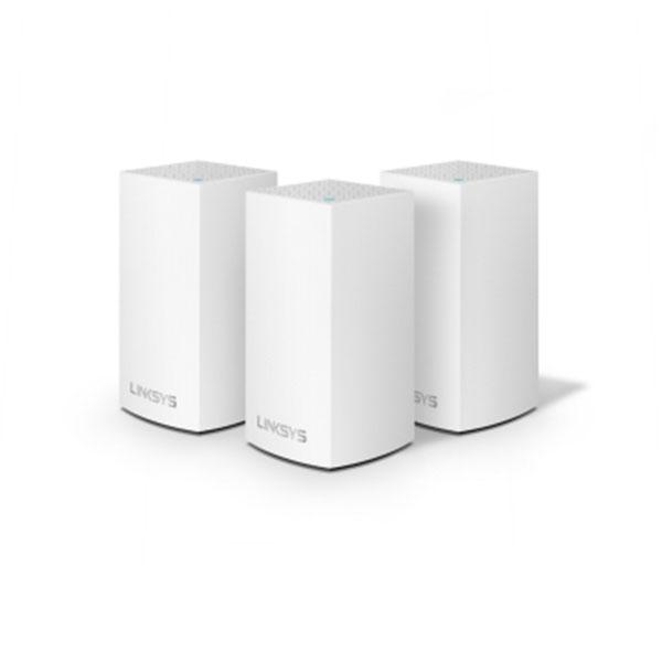 Bộ thu phát Linksys Velop Dual-Band 3 Pack AC3900Mbps