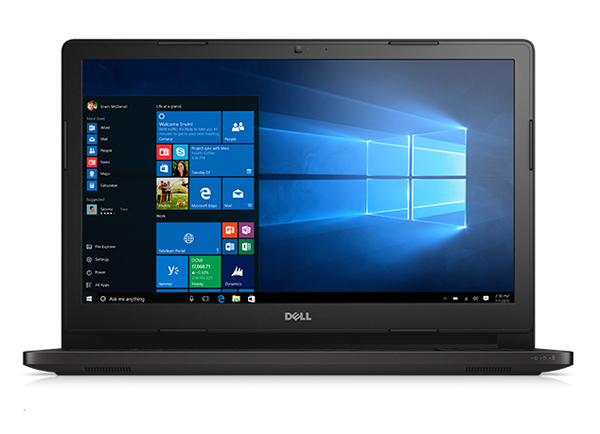 Laptop Dell Vostro 3568-VTI31058 (Black)